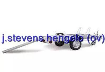 Motor aanhanger Image